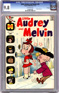 Little Audrey and Melvin