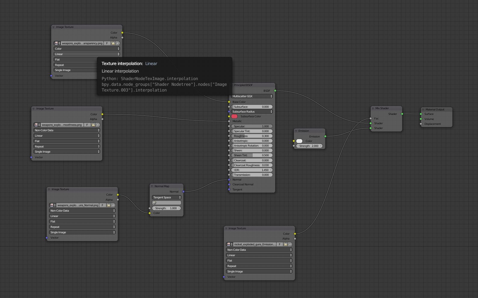 CG Cookie - How to export mesh in FBX format with the textures