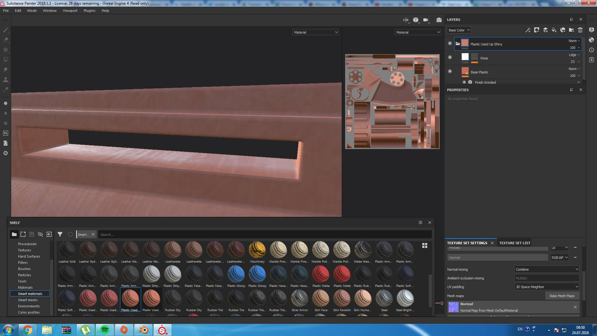 Hard Edges, UV Unwrapping and alternative workflows  - CG Cookie
