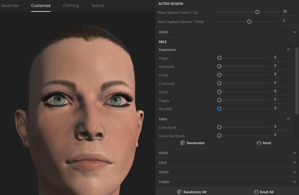 Export expressions to unity ? - CG Cookie