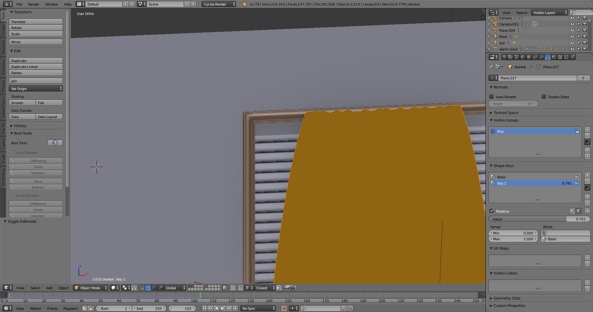 Simulate a Messy Room - CG Cookie