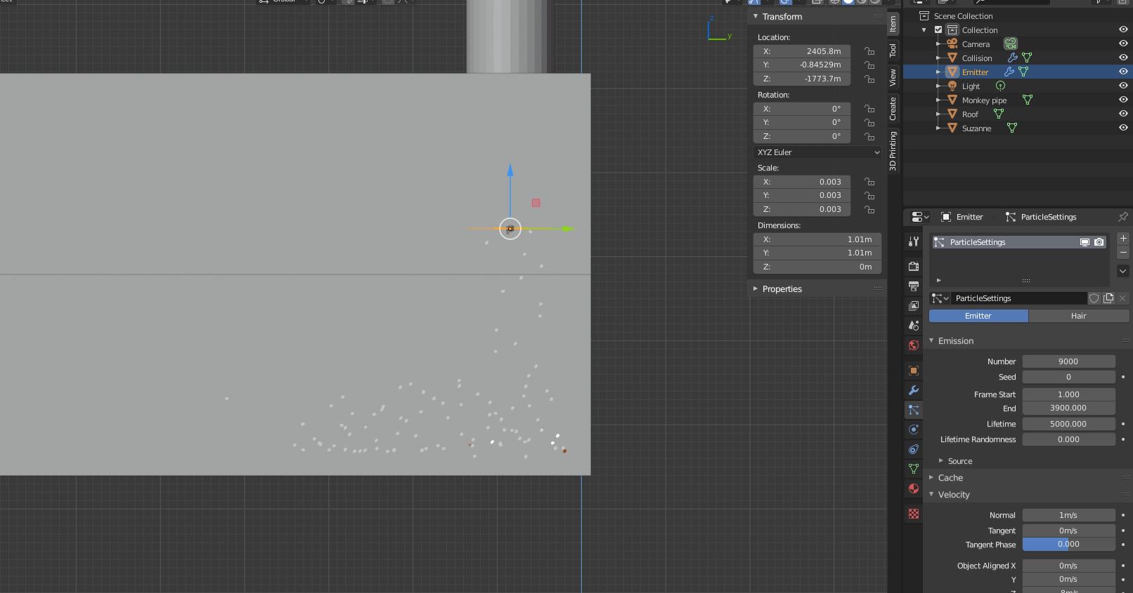 Blender 2 80 Beta May 27 build Collision help(edited) - CG