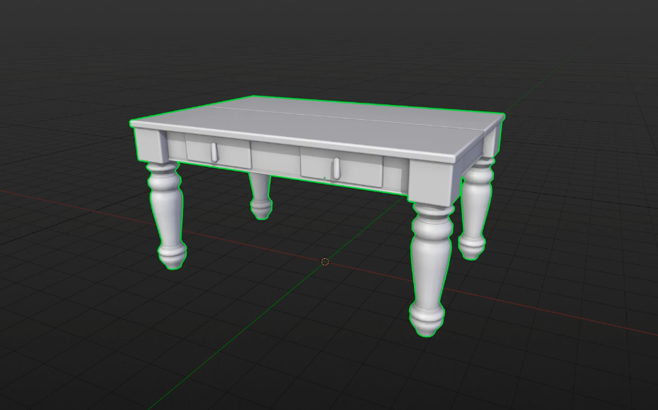 Fantastic 6 Principles Of Great 3D Modeling In Blender Cg Cookie Evergreenethics Interior Chair Design Evergreenethicsorg