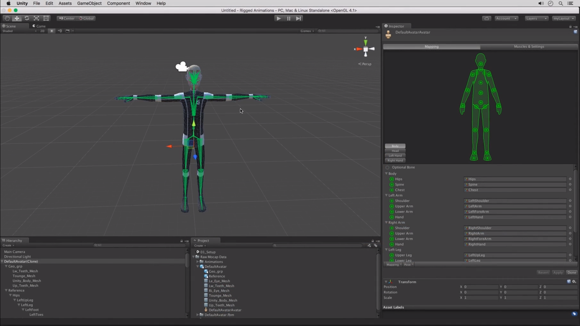 Fundamentals of Rigged Animations - CG Cookie