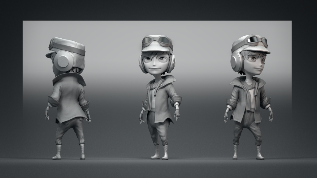 Character Modeling In Blender : Jonathan williamson quot a good mesh is like brew