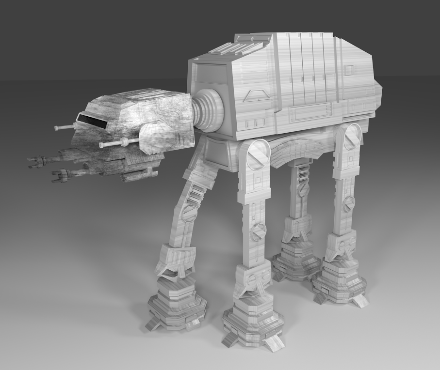 """AT-AT"" by Ryan Pollard"