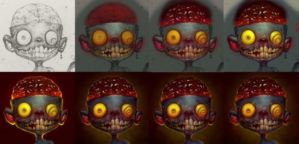 zombiesteps