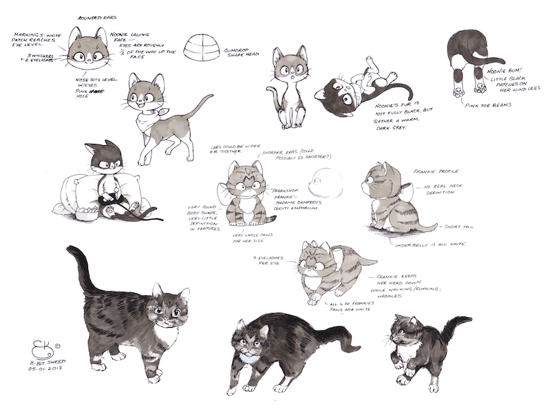 Boomercats_Concepts