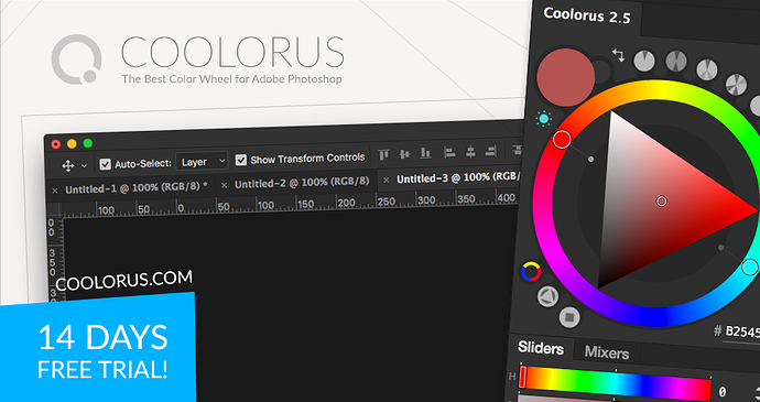 The Coolorus Color Wheel - CG Cookie