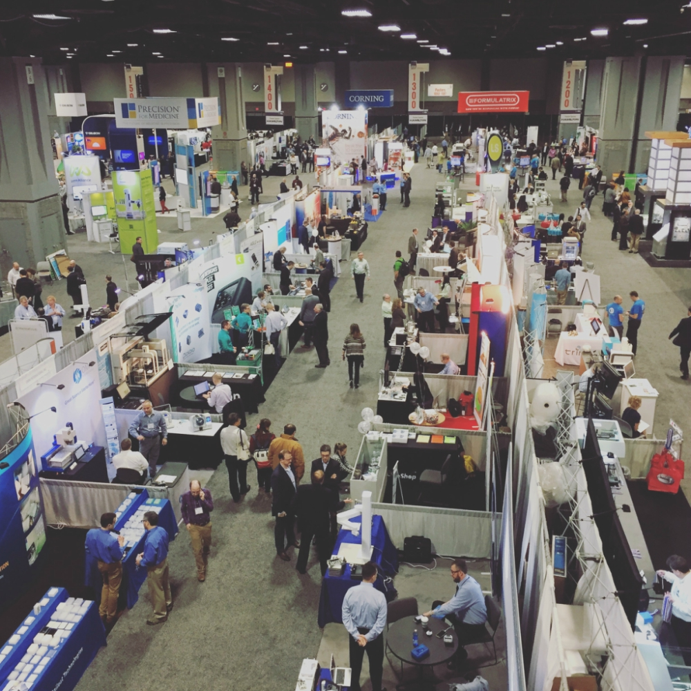 effective trade show booth activities