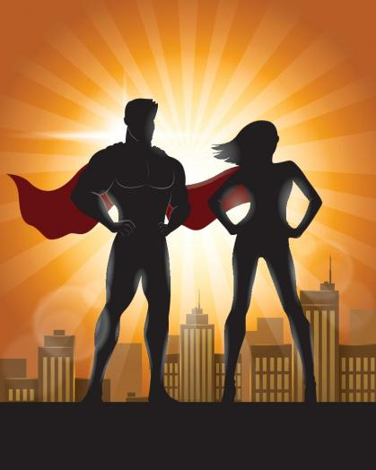 Marketing Superheroes