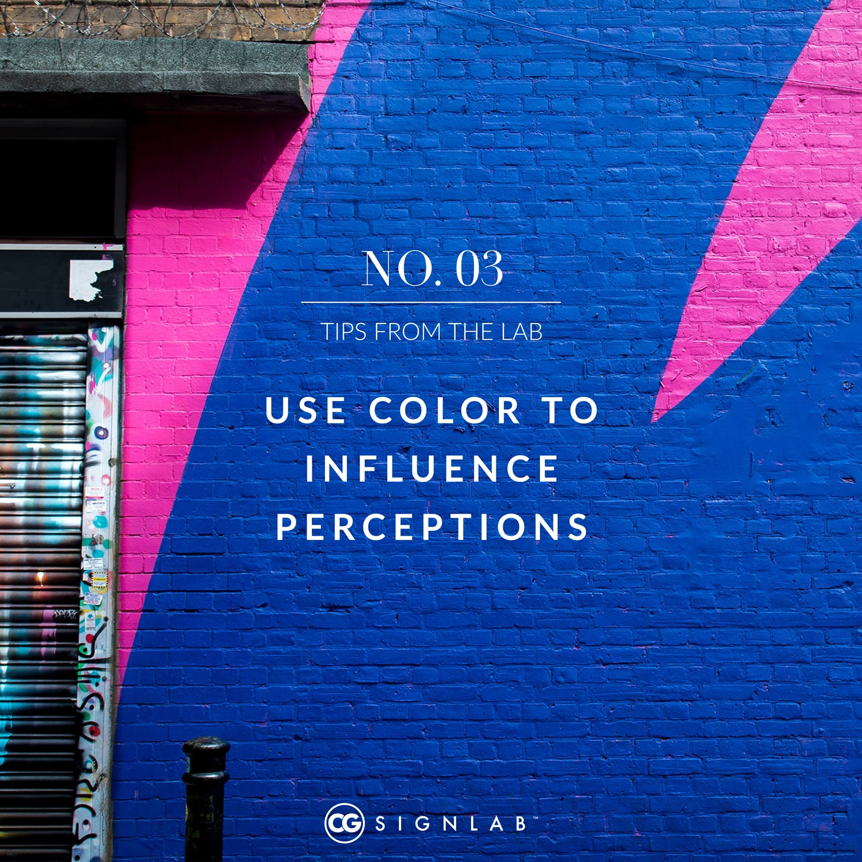 Use Color to Influence Perceptions