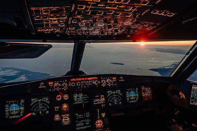 sunrise cockpit office