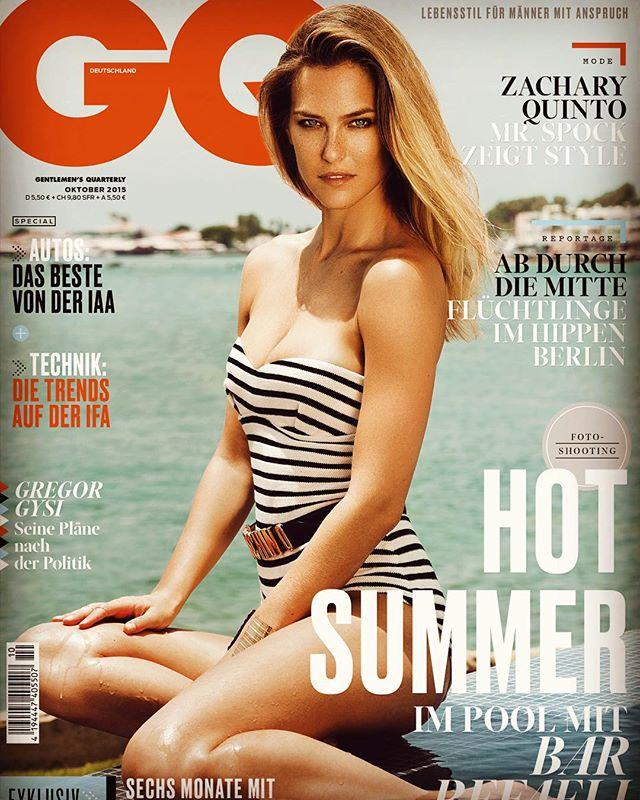 editorial cyprus barrefaeli stefanimielski sexy imielski fashion gqmagazine beauty topmodel