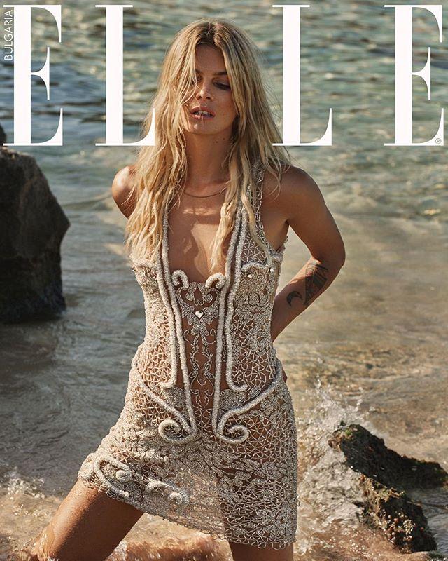 victoriassecret topmodel summer sand magazine imielski greatlife fashioneditorial ellemagazine beach