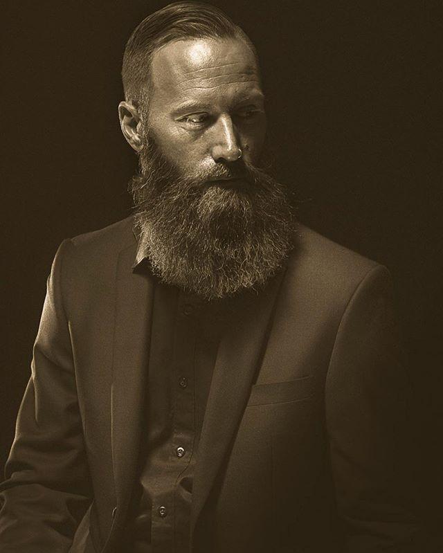 menportrait beards blackandwhitephotography nikonschweiz profotousa bearded nikon profoto beard gentlemanspursuit portrait
