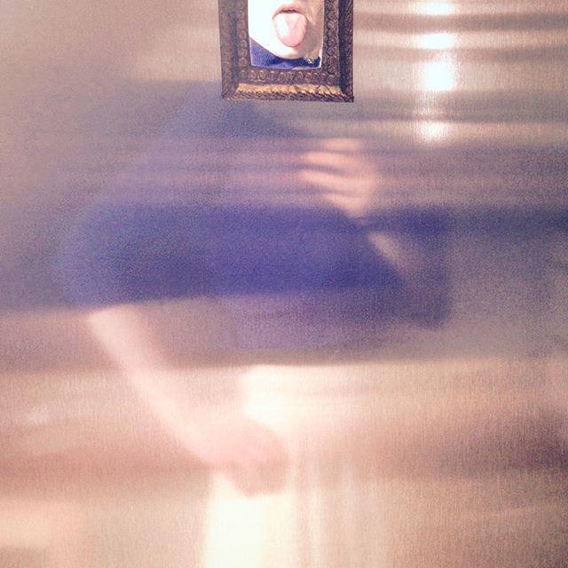zungeraus womenselfportrait womenphotographers tongue reflectionandmirror reflection portrait mirrow