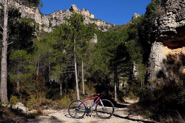 carbonti sram gravelgrinder bicebicycles naturalpark brooks columbus drcrims gravelbike challengetires chrisking cycling trp spain tinencadebenifassa