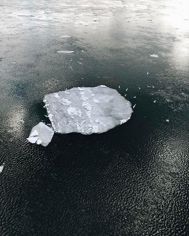 ice budapest winter