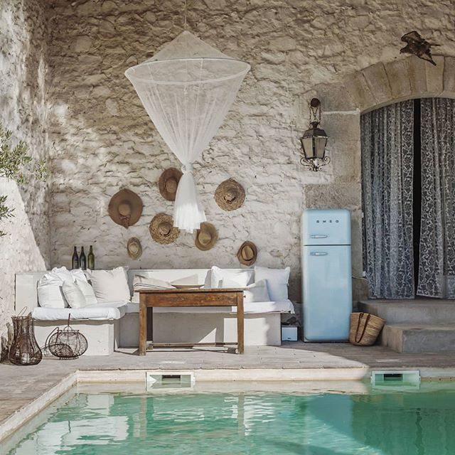 pool montpellier neffies labellevue b annamalmbergphoto dreamhouse daybed outdoordaybed