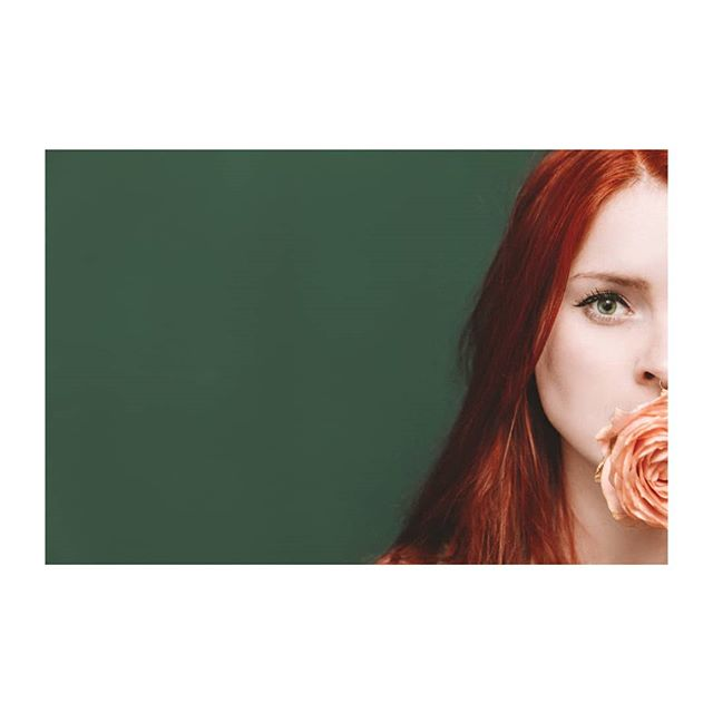 studio spring shooting rose redhead redhair pure postmypicksticks photographylovers photography photo moody lakeflora inkedgirls grün green grain girl fux3 flower femalemodel dress creative create contrasty colourful colourcontrast cologne cgn beautiful