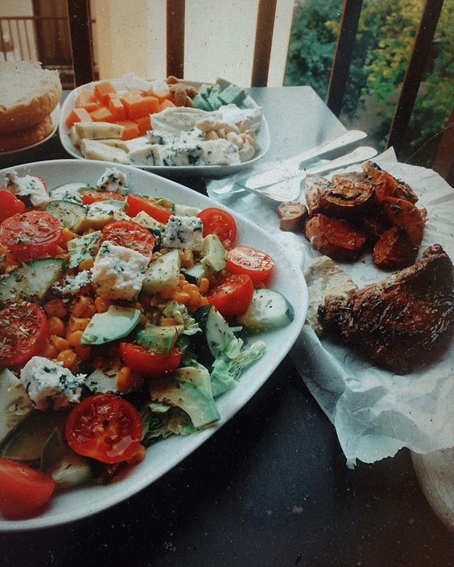 vscocam vsco foodie food dinner dine cooking