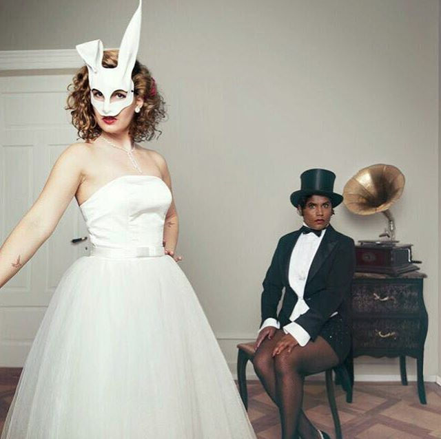 weddingaward wedding swissweddingaward smokinggirl shooting powderroom photographer lgbt hochzeitskleid hochzeit headshot couple