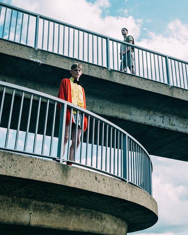 editorial londonfashion mensweardaily fashioneditorial london malemodel