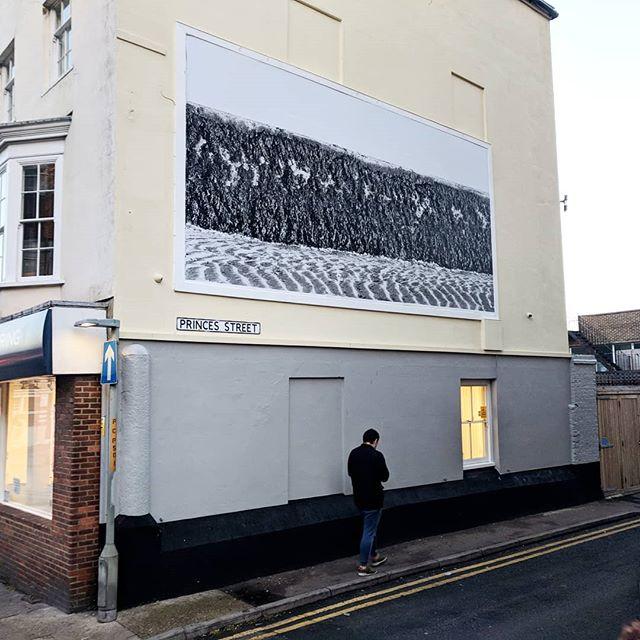 margatesands filmsnotdead billboardphotography