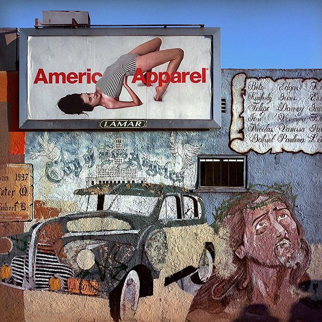 theamericanapparel photography losangeles americanapparel film thesociallandscape documentary la streetphotography