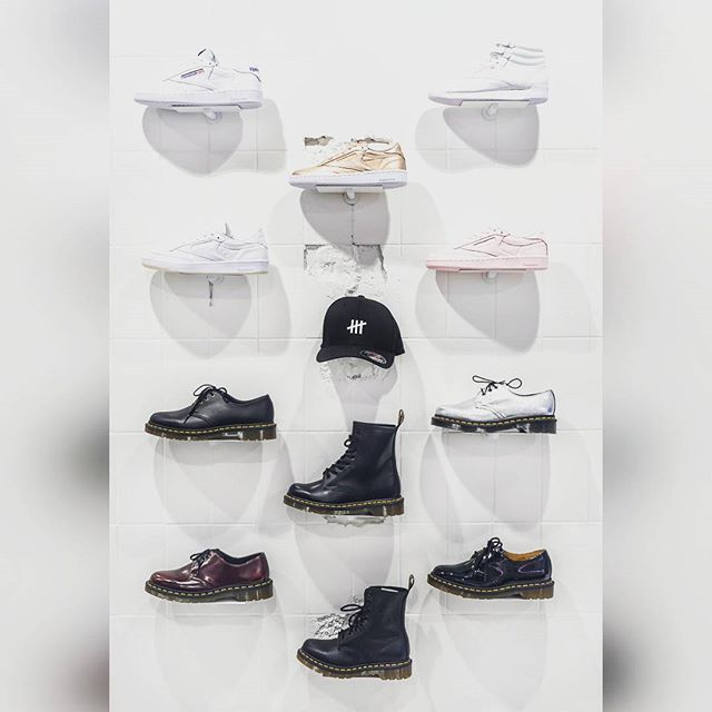 interior showroom sneakers hipstore lifestyle storefront shoes streetwear