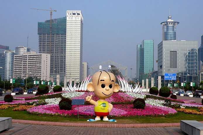 Shanghai 2007 Special Olympics Mascot