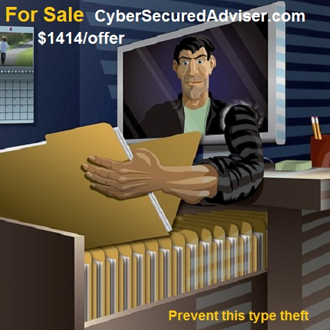 CyberSecuredAdviser.com for sale