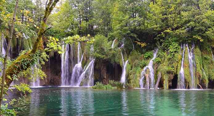 Plitvice National Park,