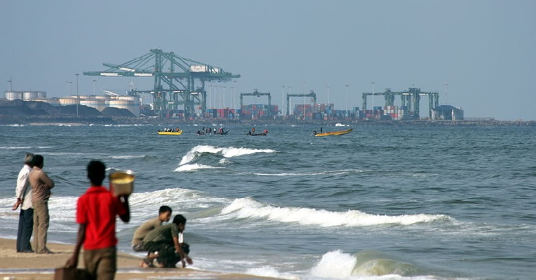 Chennai Port Container Terminal