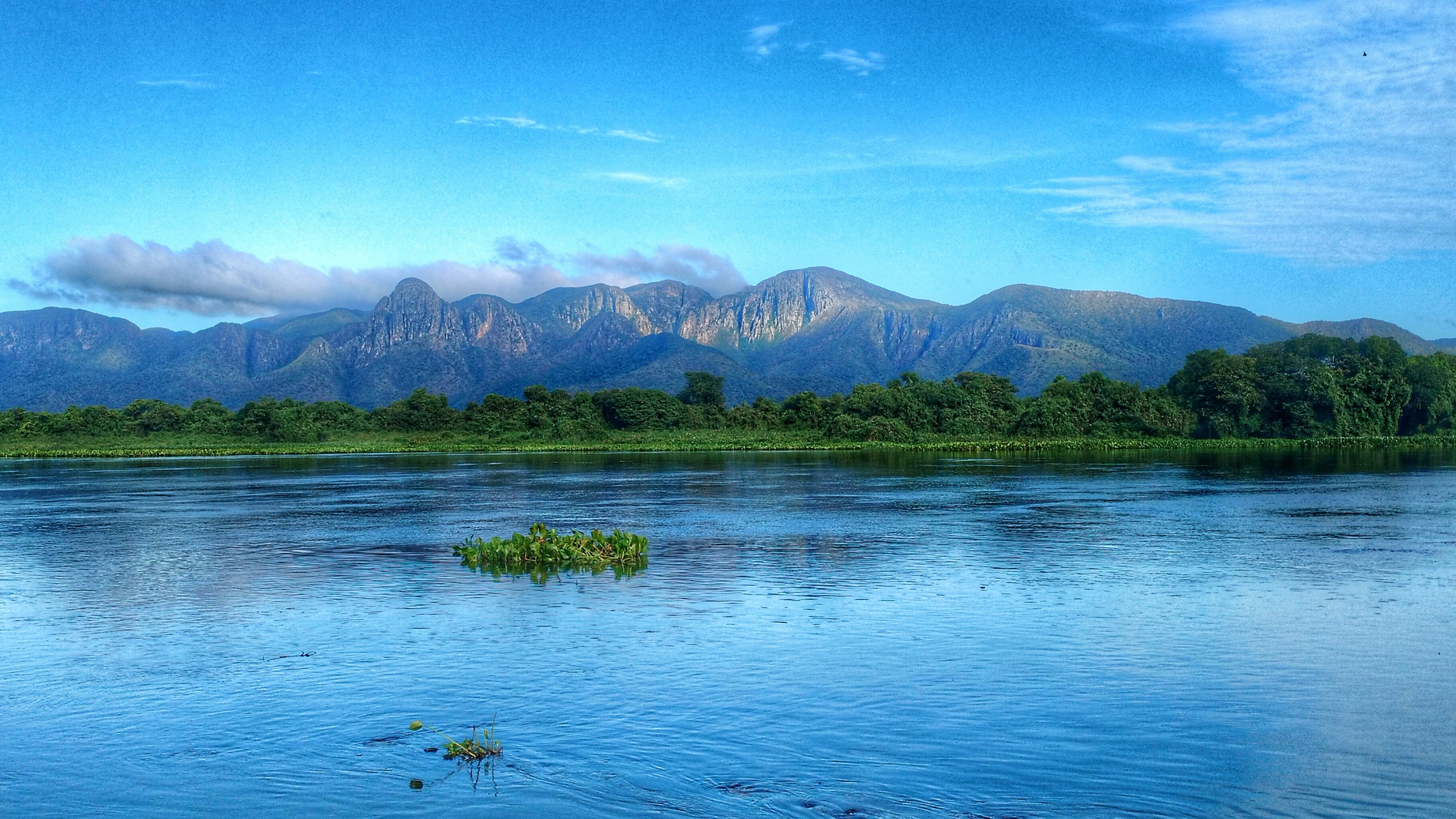 Serra do amolar rio paraguai