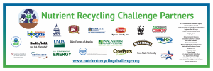 Nutrient Recycling Challenge Partners Banner