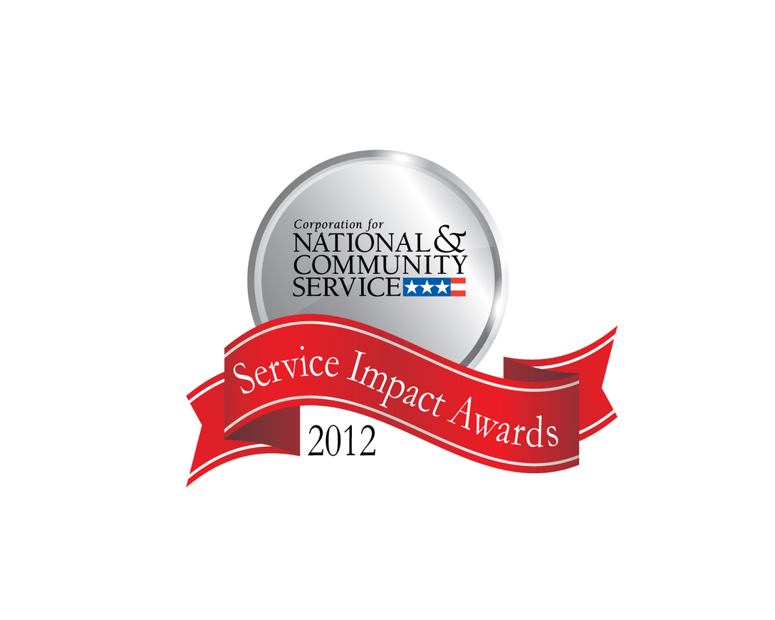 2012 National Service Impact Awards