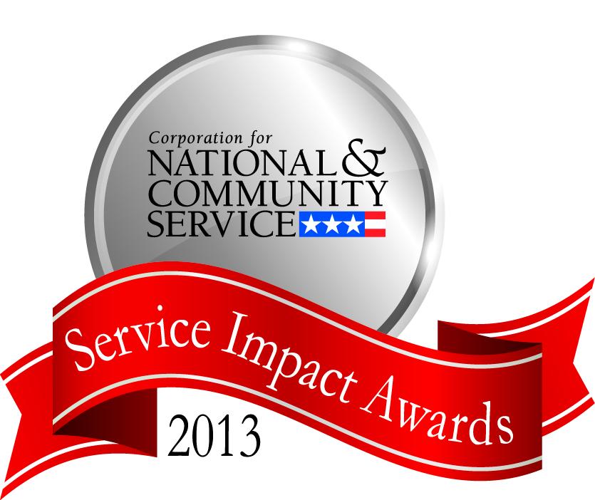 2013 Service Impact Awards