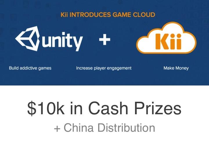 Kii to Unity Contest