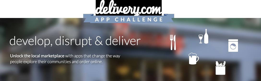 delivery.com App Challenge