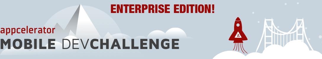 Appcelerator Enterprise App Challenge
