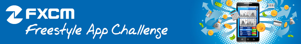FXCM Freestyle App Challenge