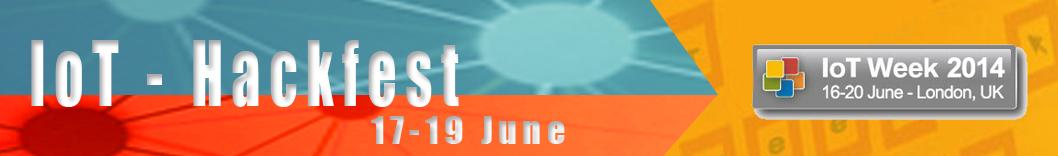 IoT Week 2014 Hackathon