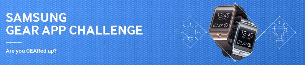 Samsung Gear App Challenge - Round 2