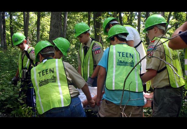 Response Team Teen Cert 91