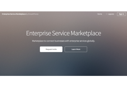 Enterprise Service Marketplace