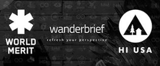 HI USA   Wanderbrief   World Merit