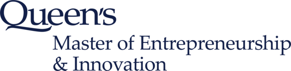 Queen's Master of Innovation and Entrepreneurship