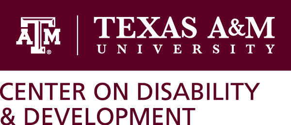 Texas A&M University Center on Disability and Development